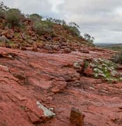 gawler ranges red rock gal