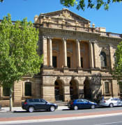 Supreme Court of South Australia wikicommons by Scott W