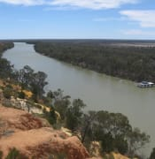 Murray River downstream of Headings Cliffs South Australia