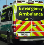 SA Ambulance Service Mercedes Benz Sprinter