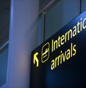 International arrivals pic flickr credit Holidayextras