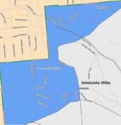 campbelltown hills rezone map