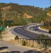 640px SE Freeway at Glen Osmond 1