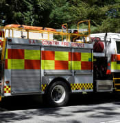 Stirling Pumper CFS fire truck from Ashley Hosking CFS Promotions Unit