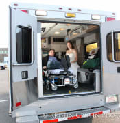 Ambulance Wedding
