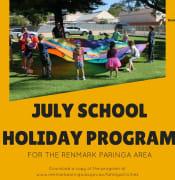 RPC school holidays