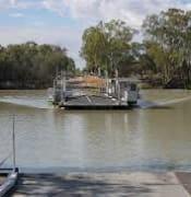 Lyrup ferry