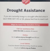 Drought Assistance