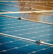 Solar panels Yates