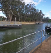 LOCK AND WEIR