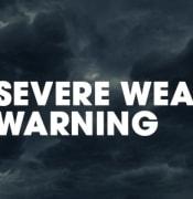 FB updatesSevere Weather Warning