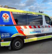 Ambulance DB2