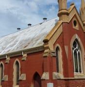 Former Wesleyan Church in Chewton MASC