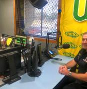 Deputy Police Commissioner Michael Murphy