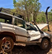 Kakadu crash 1