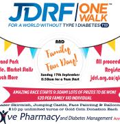 Type 1 diabetes Fundraiser
