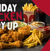 NQL TSV Townsville POWER100s Friday Chicken Fry Up 1200x600