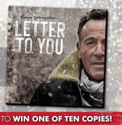 Win Bruce Springsteen