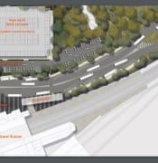 ballarat bus interchange plan as of feb 2018