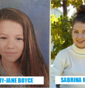 missing teens amy jane boyce sabrina maclean april 2019