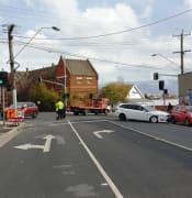 humffray mair sts crash police 21 may 2019 ballarat police pic by adam barnes 20190521 141358