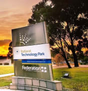 fed uni technology park mt helen