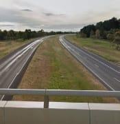 gilles rd overpass google maps