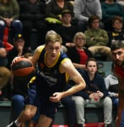 melbourne united media sam short ballarat miner nbl basketball
