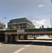 montague street bridge south melbourne google maps