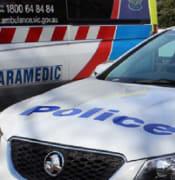 police cops paramedics ambulance july 2019 pic vicpol led