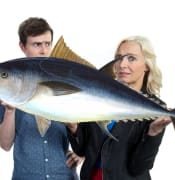 Tuna Toss Pic