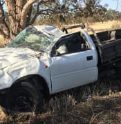 majorca car accident goldfields police decemember 2019