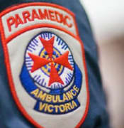 paramedics badge ambulance ambo june 2019 Untitled