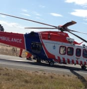 air ambulance ok pic by gabe 2018 hems ambos paramedics itled