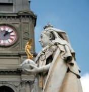 ballarat.town.hall.clock.queen.images.jpg
