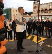 Janet Dore 59 minute ballarat committee 2017