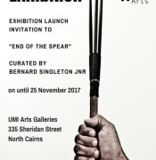 End of the Spear Exhibition