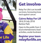 Relay For Life Cairns