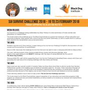 Sui Survive Challenge 2018
