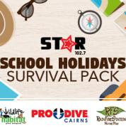 Slider School Holiday Survival Sept