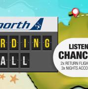 NQL CNS S27 Air North Boarding Call Darwin 1200x600
