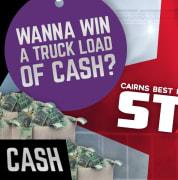 NQL CNS S27 Wanna Win a TRUCKLOAD of cash slider