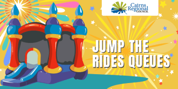 SlideJump the Ride Queues