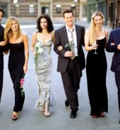 My Favorite TV Shows - Friends