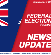 2019 Federal Election News Update