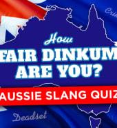 how fair dinkum are you header