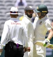 Kohli, Paine admonished by umpire in Perth.jpg