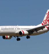 boeing 737 8fe vh yio virgin australia dc93fc