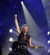 Bon Jovi Hall of Fame
