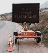 social distancing unsplash